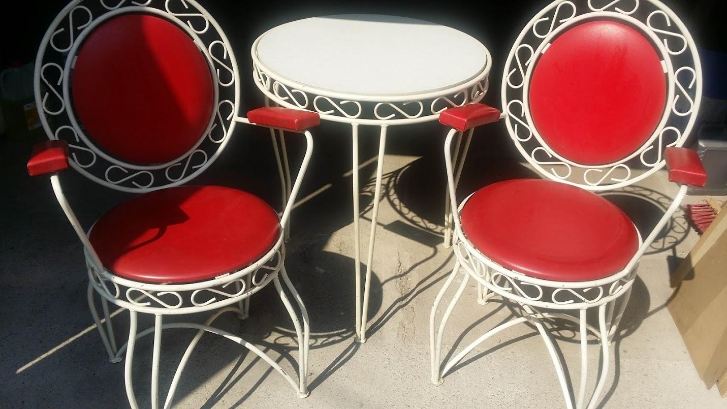2 ddr eisbarst hle tisch veb lta dresden ddr. Black Bedroom Furniture Sets. Home Design Ideas